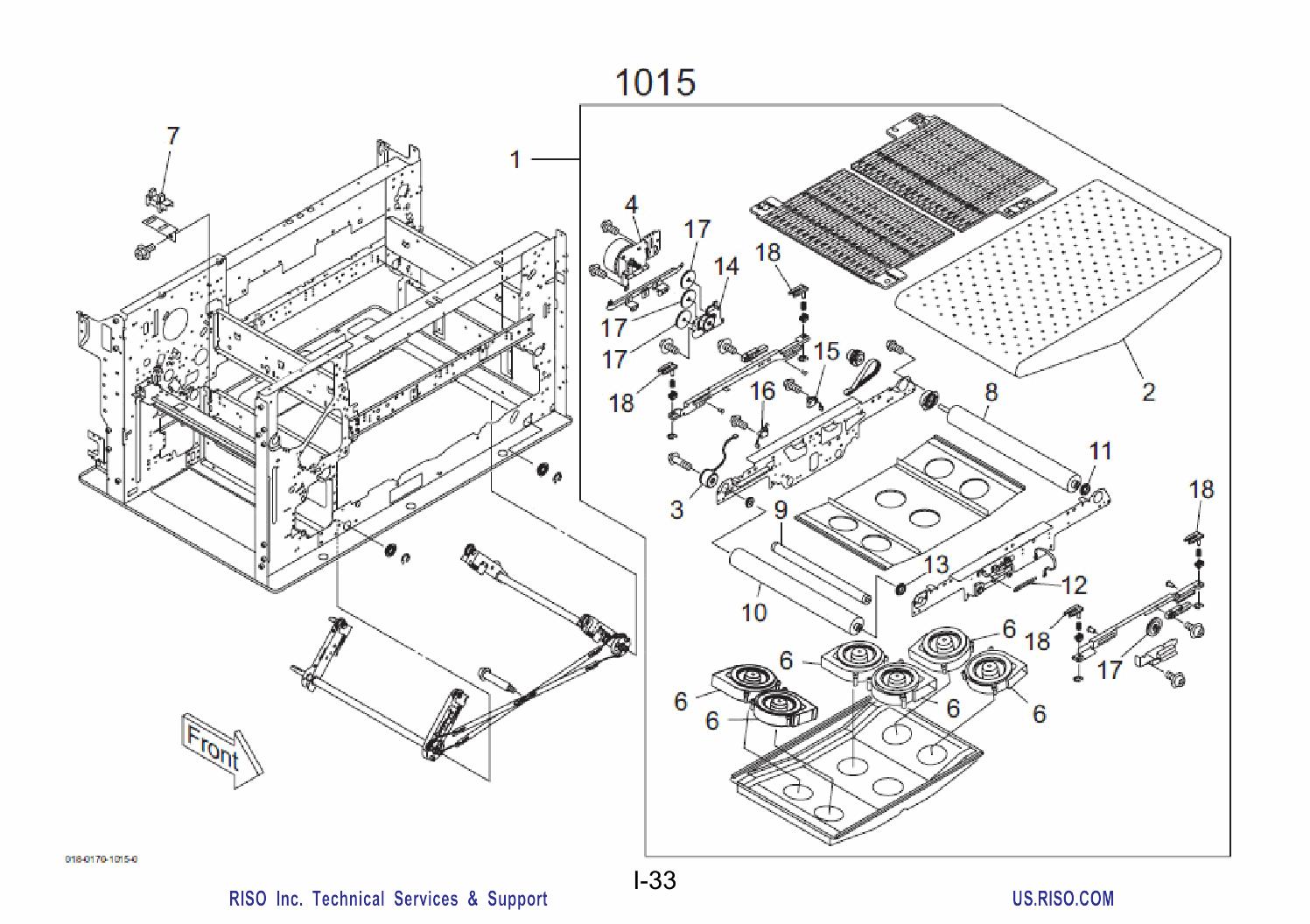 riso hc 5500 parts list manual rh qmanual com Riso HC5500 Review Riso HC5500 Sensor